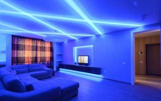 Особенности и преимущества светодиодного освещения