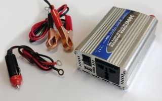 Автомобильный инвертор 12 в 220 Вольт: выбираем лучший