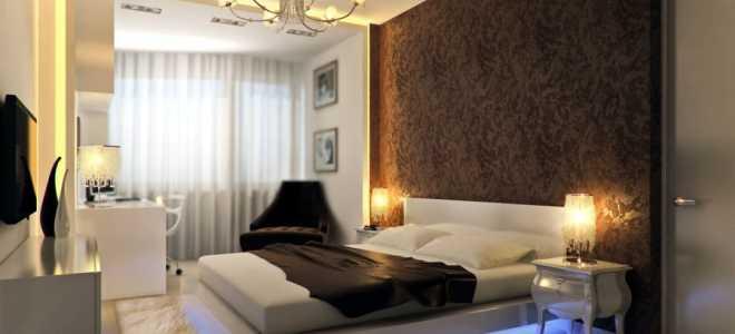 Подсветка кровати светодиодной лентой
