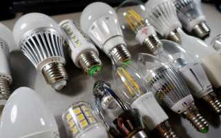 Где можно светодиодные лампы применять: особенности led-освещения