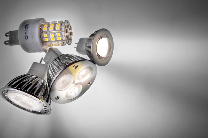 Вред от светодиодных ламп