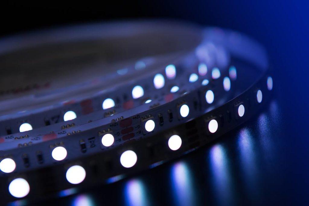 Светодиодная лента применение