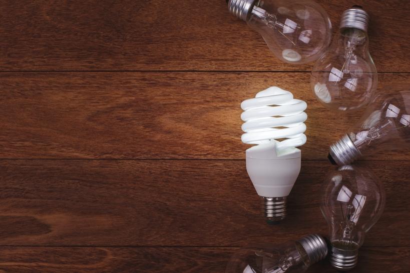 эконом лампы