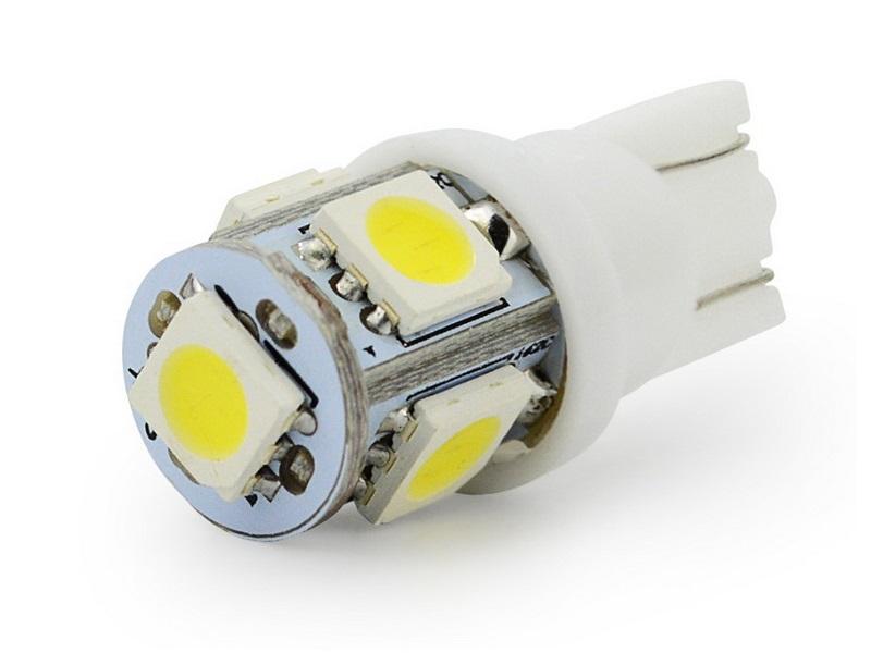 Светодиодная лампа w5w