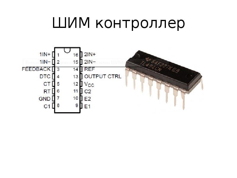 ШИМ контроллер