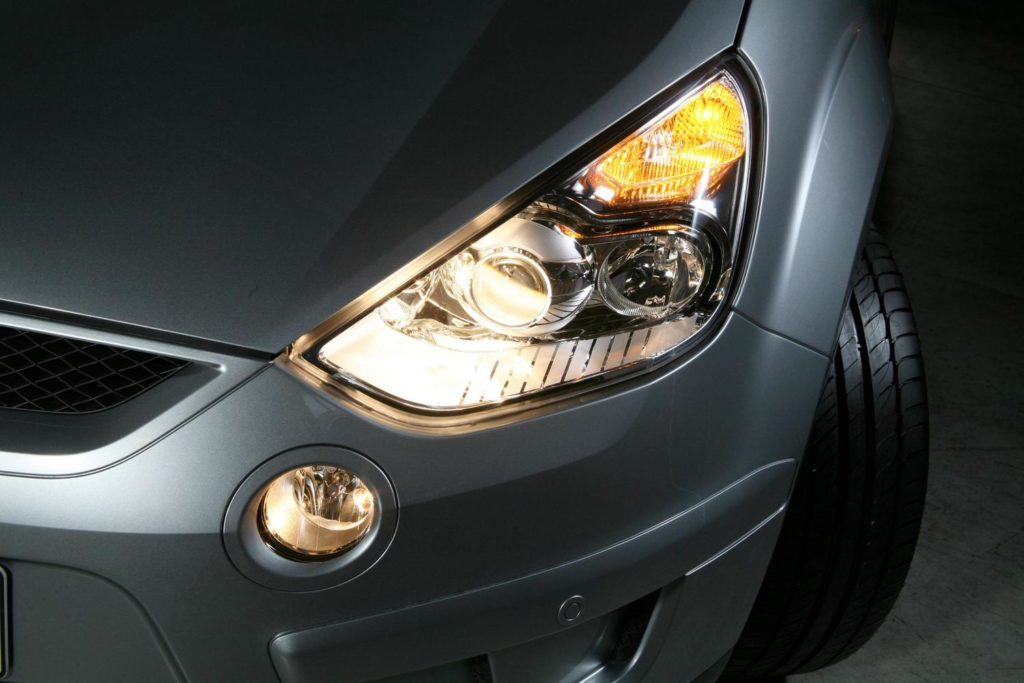 габаритные огни в автомобиле